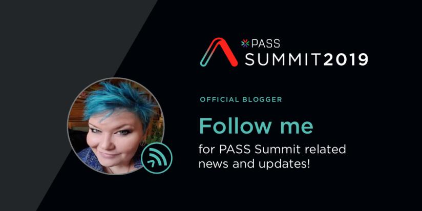 Official PASS SummitBlogger