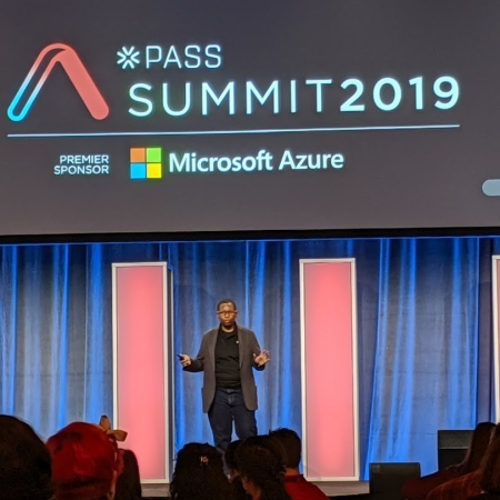 LaShana Lewis PASS Summit 2019 WiT